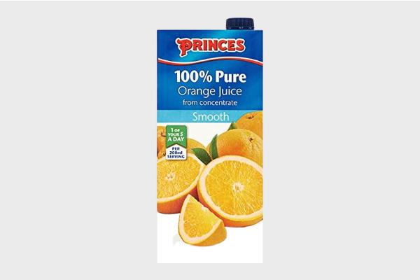 Princes Orange Juice